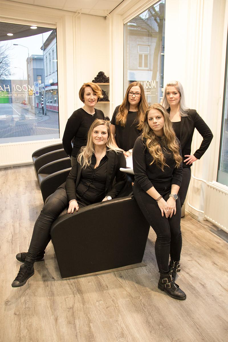 Team Kapsalon Mooi Haar Breda
